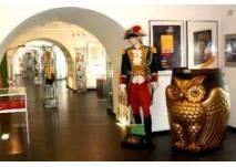 Rundgang durch das Museum (c) Fastnachtsmuseum Mainz