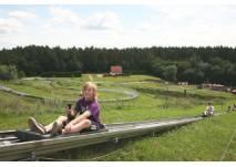Sommerrodelbahn und Affenwald in Malchow