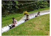 Kindergeburtstag in der Eifeltor Erlebniswelt Mechernich
