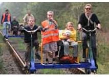 © Mecklenburger Draisinenbahn