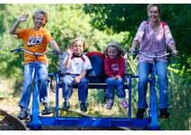 Kindergeburtstag: Draisine und Minigolf in Mellensee