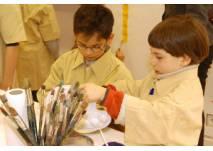 Die neuen Räume der Kinderkunstwerkstatt Baden-Baden