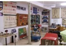 Nummernschildmuseum in Großolbersdorf
