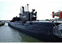 Maritim Museum Peenemünde - U-Boot U 461