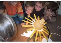 Kindergeburtstag im Pfalzmuseum für Naturkunde