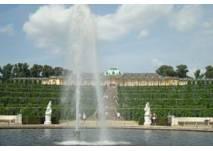 Kindergeburtstag im Schloss Sanssouci in Potsdam