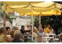 das Hühnerhofcafe´(c) Café und Restaurant Kaiser in Quedlinburg