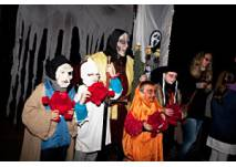 Halloween Roemerbergwerk Meurin (c) Vulkanpark