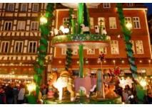 Der Weihnachtsmarkt in Rotenburg a. d. Fulda