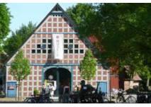 Hausfassade im Rundlingsmuseum Wendlandhof