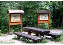Taunus-Lehrpfad Saalburg-Hessenpark