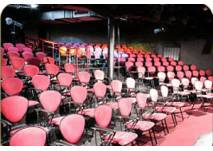 Zuschauerraum (c) Sandkorn Theater GmbH