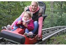 Allwetter-Rodelbahn in Bad Saarow