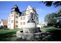 Blick auf Schloss Salder in Salzgitter