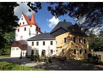 Zu Besuch im Schloss Schlettau