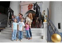 Familien am Märchenschloss im Sensapolis, Foto: Sonja Bell