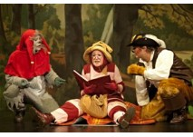 SimsalaGrimm - Das Märchen-Musical, © Cocomico Theater & Medienproduktion Köln