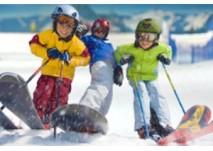 Rodeln im Snow Dome Bispingen