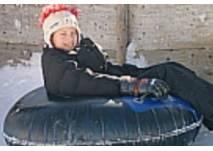 Snowtubing in Kössen