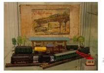 Eisenbahnen im Spielzeugmuseum Sonneberg (c) Spielzeugmuseum Sonneberg