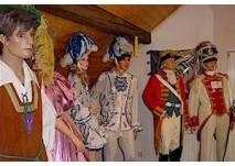 Kostüme im Museum (c) Fastnachtmuseum in Speyer