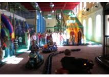 Kindergeburtstag im Kinder-Spiel-Park in Tessin