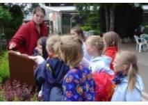 Kindergeburtstag im Tierpark Gettorf