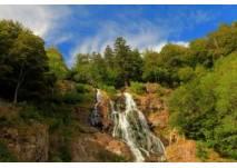 Todtnauer Wasserfälle (c) Tourismus GmbH zwischen Feldberg und Belchen