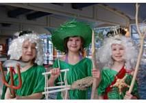 Kindergeburtstag im Aquavita in Torgau