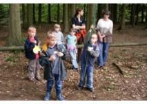 Kindergeburtstag im Wildwald Vosswinkel