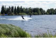 Wasserski- und Wakeboardlift Zachun