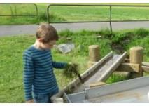 Wasserspielplatz im Erlebnispark in Tholey (c) Antje B.