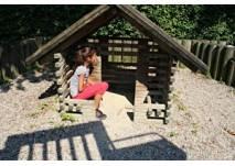 Abenteuerspielplatz im Lustgarten von Wernigerode