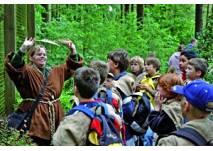 Kindergeburtstag im Wildpark Schwarze Berge