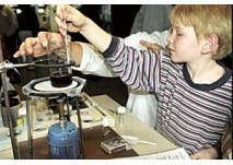 Kindergeburtstag im Technorama in Winterthur