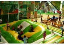 Kindergeburtstag im Indoor-Spielpark Mumpitz in Wismar