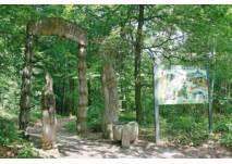 Eingang zum Zauberwald in Fichtenau