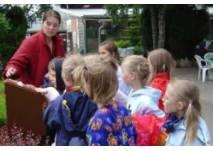 Tierpark Gettorf Oster-Programm