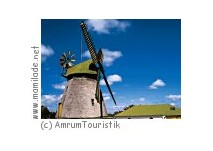 Amrum Windmühle