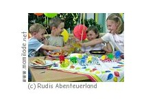 Hausen Rudis Abenteuerland Kindergeburtstag