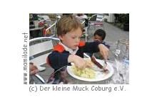 """""""Der kleine Muck"""" in Coburg - Eltern-Kind-Café"""