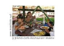 Nalbach Hotel-Café-Restaurant Maldix