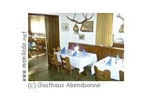 Zirndorf - Anwanden Gasthaus Morgensonne