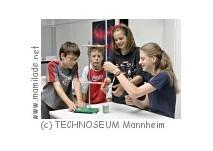 """TECHNOSEUM Mannheim """"Familie aktiv!"""""""