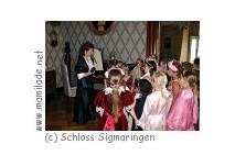Sigmaringen Themenführungen im Schloss