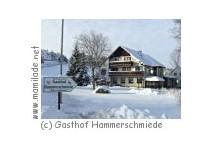 Bischofsgrün Gasthof Hammerschmiede