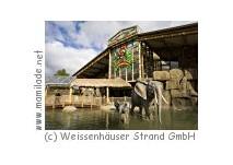 Abenteuer-Dschungelland Weissenhäuser Strand (c) Weissenhäuser Strand GmbH