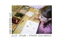 Mannheim Atelier Durchblick- Glasgestaltung Kindergeburtstag