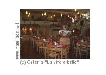 """Erlangen Osteria """"La vita e bella"""""""