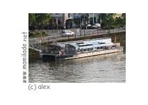 Heidelberg Neckarrundfahrt Solarschiff